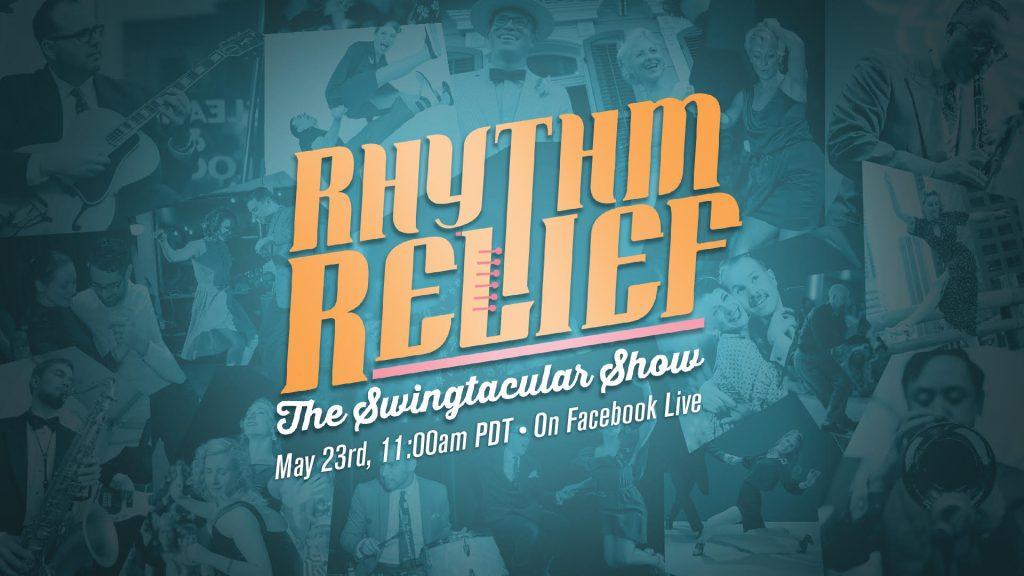 Rhythm Relief Fundraiser